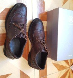 Bogner ботинки-броги