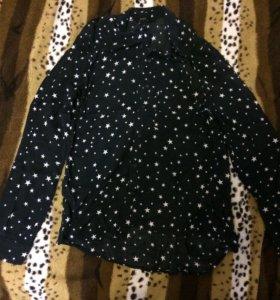 Рубашка bershka
