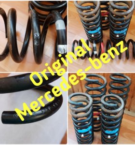Оригинальные пружины Mercedes-Benz W202