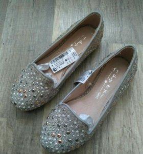 Новые туфли Next c11