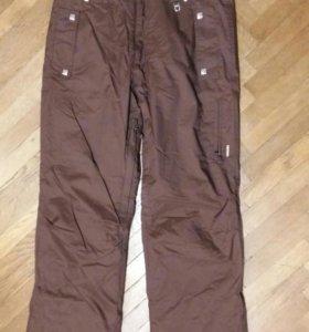 Новые сноубордические лыжные штаны Nitro