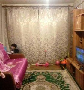 Квартира, 2 комнаты, 40.8 м²