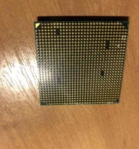Процессор AMD Athlon x3 с материнкой