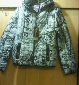 Куртка новая.48р.