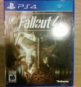 Игра Fallout 4 на PS4