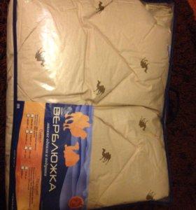 Новое верблюжье одеяло