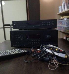 NAD, DVD проигрыватель и Аудио/видио приемник