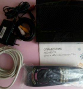 Тв-приставка Motorola vip 1003 Ростелеком