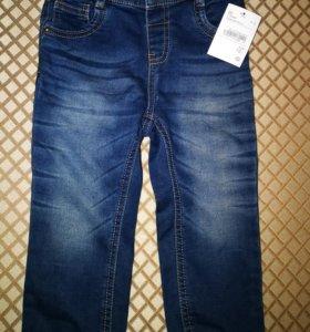 Новые джинсы р.92