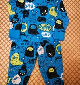 Новая пижама р.98