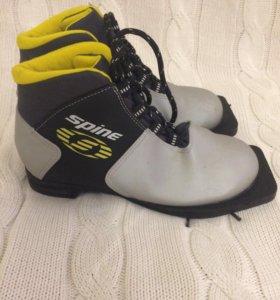 Лыжные ботинки Spine 35р.