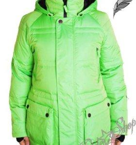 Сноубордическая куртка-пуховик мужская Virus Plus