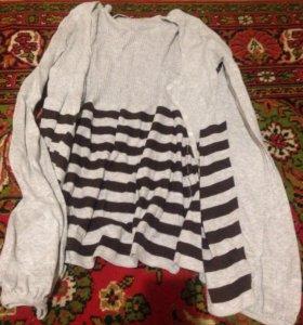 Кофта и блузка