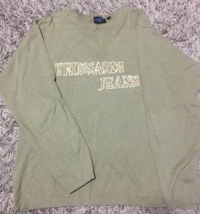 свитер trussardi