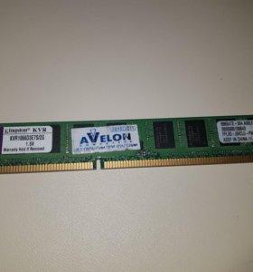 Оперативная память Kingston KVR1066D3E7S/2G 1.5V