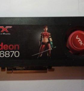 AMD Radeon HD6870