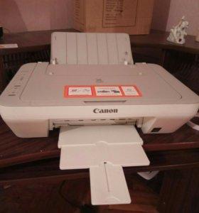 Принтер Canon pixma mg 2440