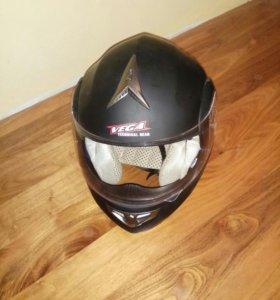 Снегоходный шлем Vega