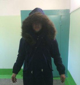 Куртка димисезонная (Адидас)