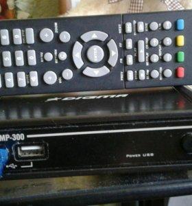 DVD проигрователь