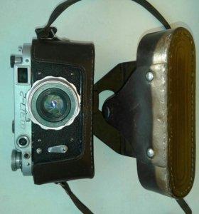 Фотоаппарат ФЭД-2 с комплектом для печатания фото