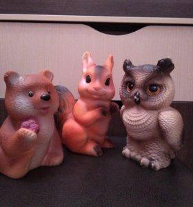 Набор из 3 игрушек