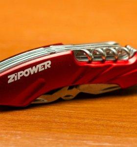 Новый нож Zipower