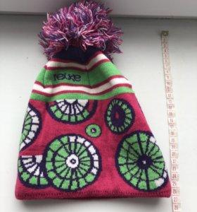 Новая шапка reike на 5-6-7 лет