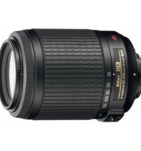 Nikon 55-200mm f/4-5.6G AF-S DX ED