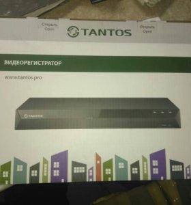 ВИДЕОРЕГИСТРАТОР TANTOS