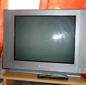 Возьму в дар  телевизор для лежачей бабушки