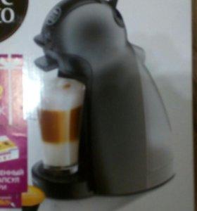 Капсульная (НОВАЯ) кофемашина Piccolo Dolce Gusto