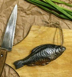 Мыло ручной работы Рыбка
