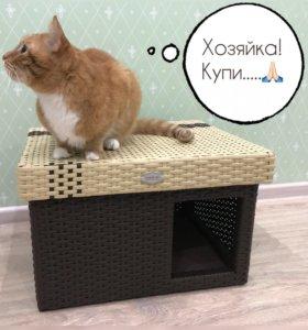 НОВЫЙ Домик для кошек.