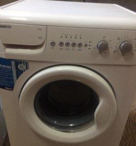 Стиральная машинка Веко на 5 кг