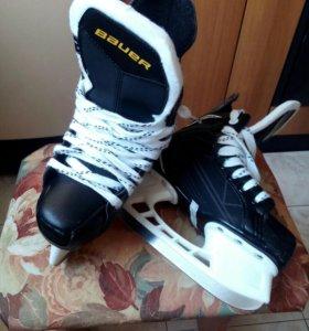 Коньки хоккейные 33,5 размер