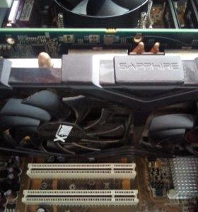 HD7850 2GD5 256bit