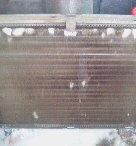 Радиатор охлождения ГАЗель Бизнес 4216