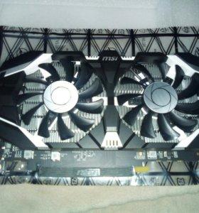 Msi Geforce gtx 1050ti 4gt oc 4gb