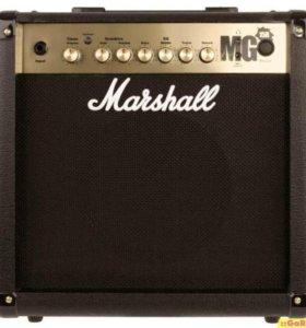 комбоусилитель комбик MARSHALL MG15