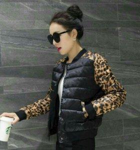 Новая куртка 44р М