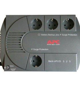 Ибп APC Back-UPS ES 525VA с AVR (обмен)