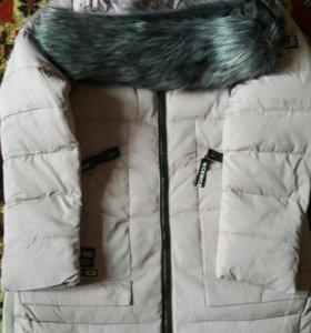 Новая куртка (пуховик)