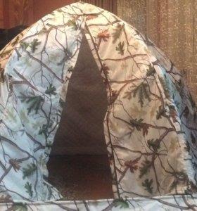 Зимняя трёхслойная палатка Терма wifi-3