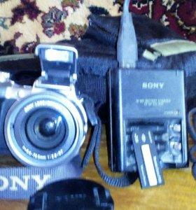 Фотоаппарат Soni DSC-H1