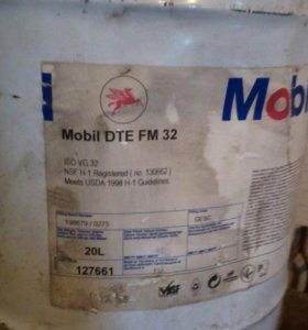 Масло для гидравлических систем Mobil DTE FM 32 IS