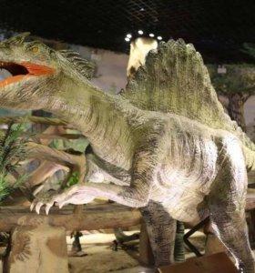 Билеты на выставку Динозавров