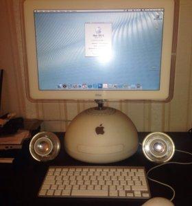 iMac G4 лампочка Джобса