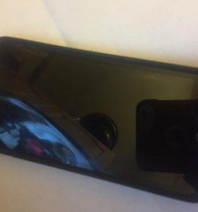 iPhone 5 64 гб разбит кончик сверху спереди