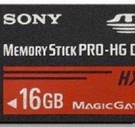 Карта памяти для Sony PSP на 16gb